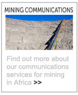 Exclusive mining microsite from Datasat Communications
