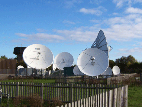 Providing global satellite communications services from the Datasat Network Operations Centre