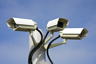 CCTV video surveillance network